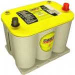 Аккумулятор гелевый Optima,емкость 66А/ч