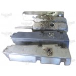 Бак 61л вместо штатных, инжектор/дизель УАЗ Патриот (экстрим), вес 21кг