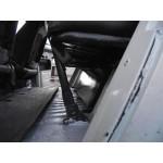Бак 110л доп или осн в салон под заднее сиденье УАЗ Хантер (стандарт)