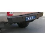Задний силовой бампер KDT- Light - Nissan NP-300