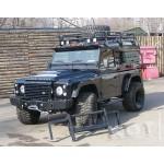 Передний силовой бампер со съёмным кенгурином - Land Rover Defender