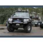 Передний силовой бампер - Toyota Land Cruiser 100-105