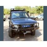 Передний силовой бампер со съёмным кенгурином - Land Rover Discovery