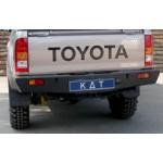 Задний силовой бампер - Toyota Hilux