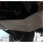 Защита КПП Lada4x4