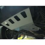 Защита двигателя Chevrolet-Niva Restyling (сталь 3мм)