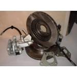Комплект механизма тормозного заднего для ВАЗ 2121-2123 с тормозными дисками