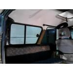 Окно УАЗ-469 (собачник) с раздвижными стеклами левое
