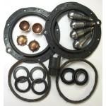 Полный ремонтный комплект для шкворневого узла 3162, Спайсер с вкладышами нового образца
