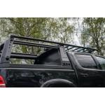 Рейлинги КДТ грузовые усиленные каркаса грузового многофункционального - Toyota Hilux