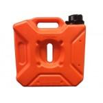 Канистра Экстрим плюс 5 л (оранжевая) (реальный объём 4,5 л)