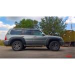 Расширители колёсных арок Toyota Land Cruiser 100 (50 мм)
