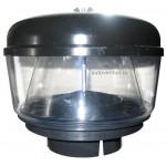 Насадка Telawei на шноркель с предочистителем воздуха прозрачная (диаметр 3
