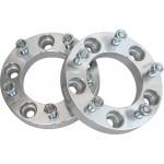 Проставки колесные РИФ для Toyota LC 100/105 5x150, центр. отв. 110 мм, толщ. 30 мм, 14x1.5 (2 шт.)