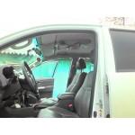 Консоль потолочная для установки р/c Toyota Hilux , вырез под р/c 140х40 мм, серая