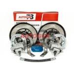 Тормоза дисковые задние УАЗ-2360