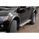 Расширители колесных арок Mitsubishi L200 2007-2013